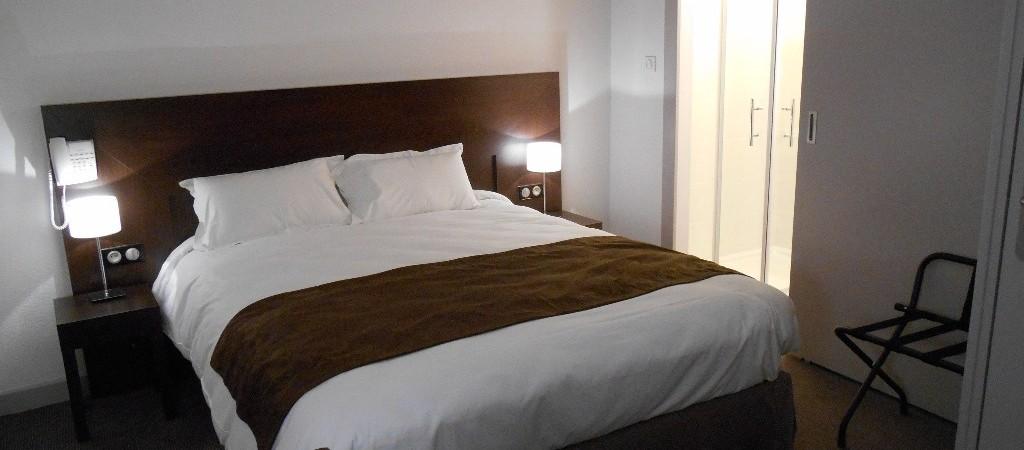 bedroom n°11 hotel Verdun france