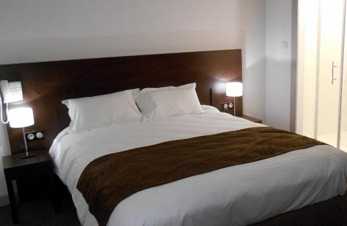Room hotel Verdun France