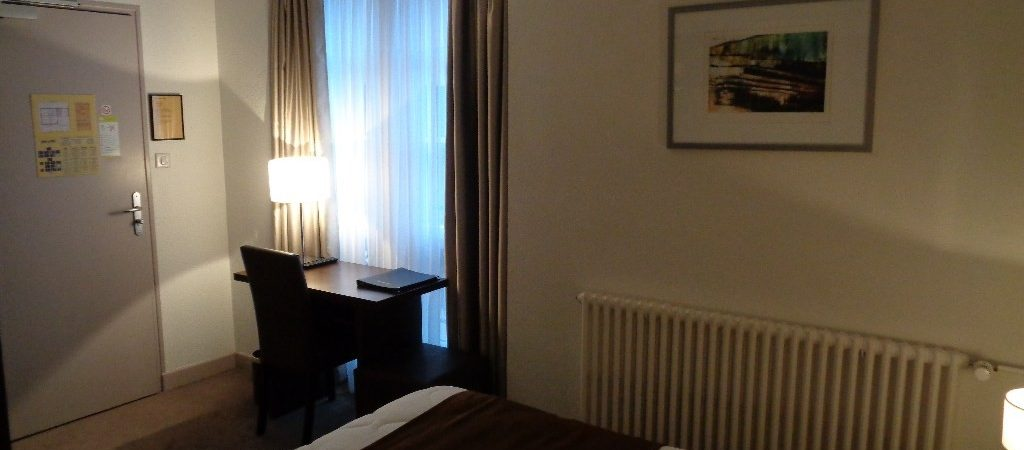Hotel room for two people in Verdun