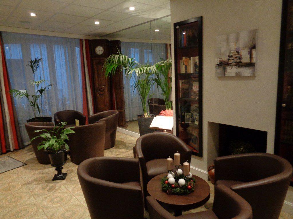 hotel of Montaulbain at Verdun city Living room