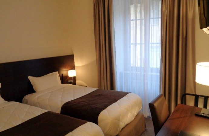 Hotel room for one to two people in Verdun Meuse