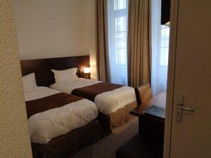 Hotel room Verdun in France