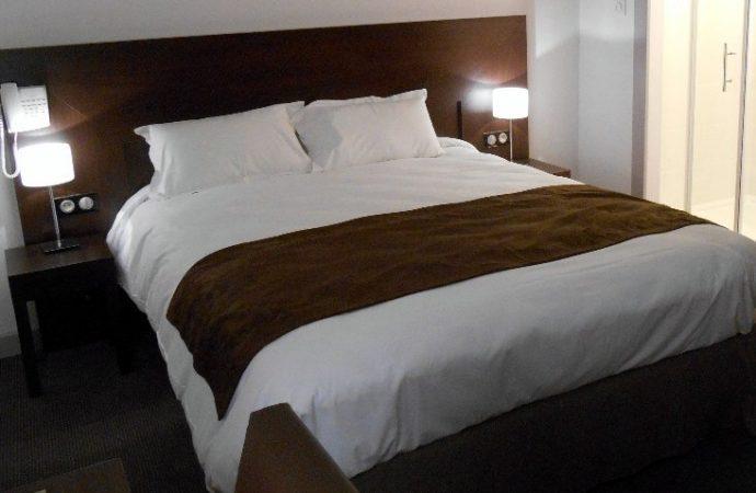 hotel de Montaulbain Verdun chambre n°11