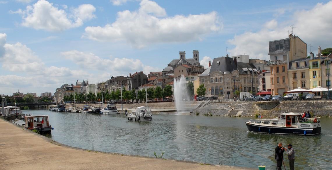 Centre ville de Verdun