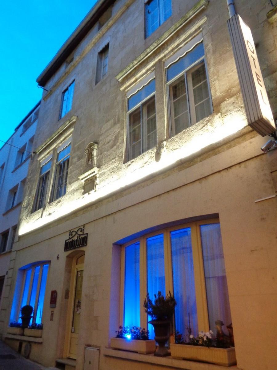 Hotel de montaulbain verdun 1h de paris strasbourg for Hotel design 1h de paris
