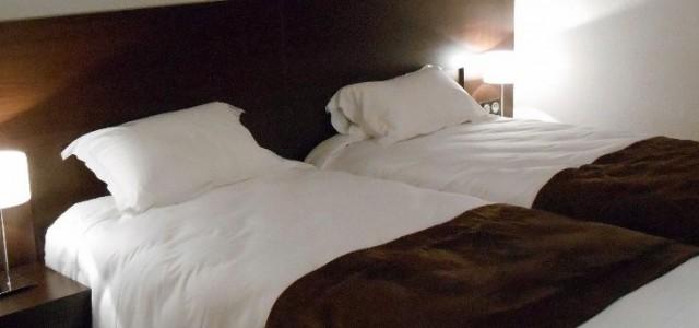 chambre 14 de 1 à 4 personne hotel de Montaulbain