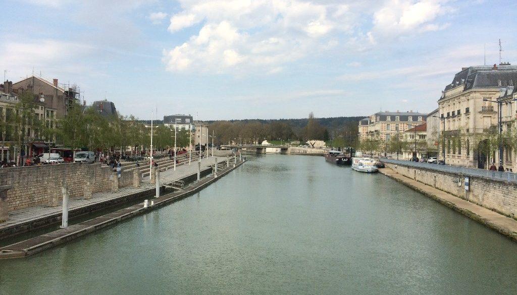 Est de la france ville de verdun en Meuse Lorraine