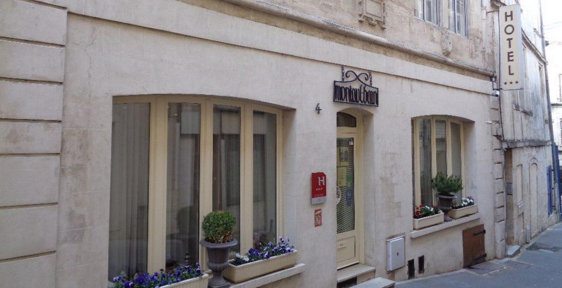 Hotel de Montaulbain Verdun Meuse