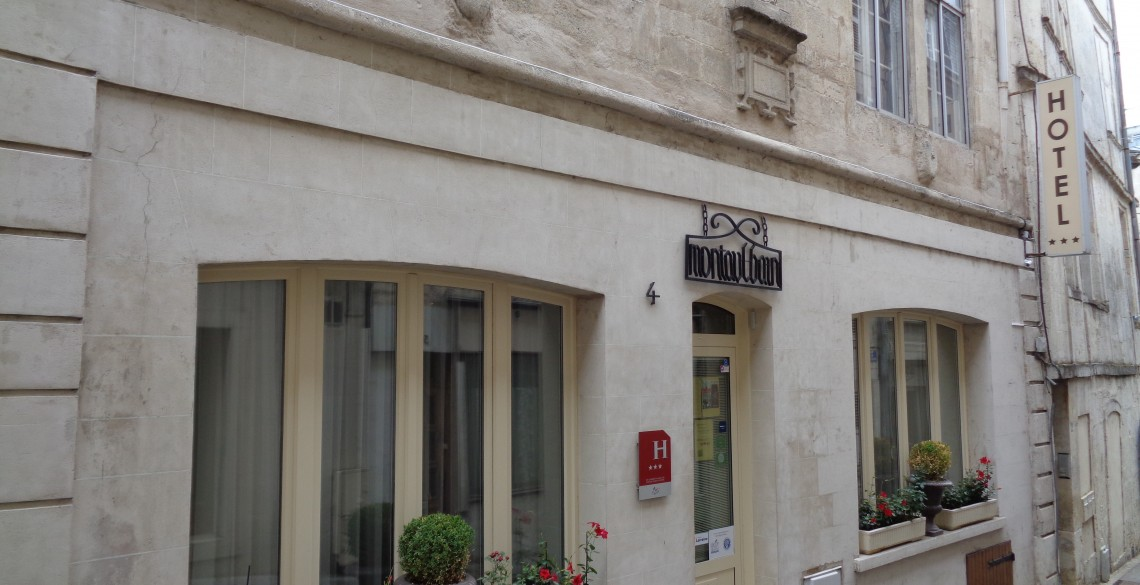 hotel de montaulbain à Verdun en Meuse