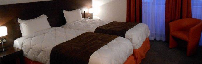 chambre hotel de montaulbain Verdun Meuse