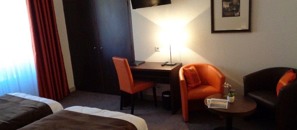 Verdun Chambre 18 hotel de montaulbain
