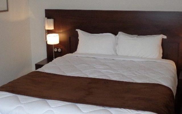 chambre pour 2 personnes à l'hôtel de Montaulbain à Verdun