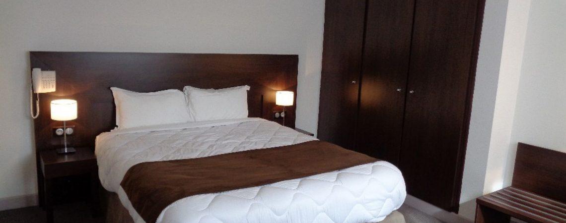 A Verdun hôtel de Montaulbain chambre n°19 pour 2 personnes