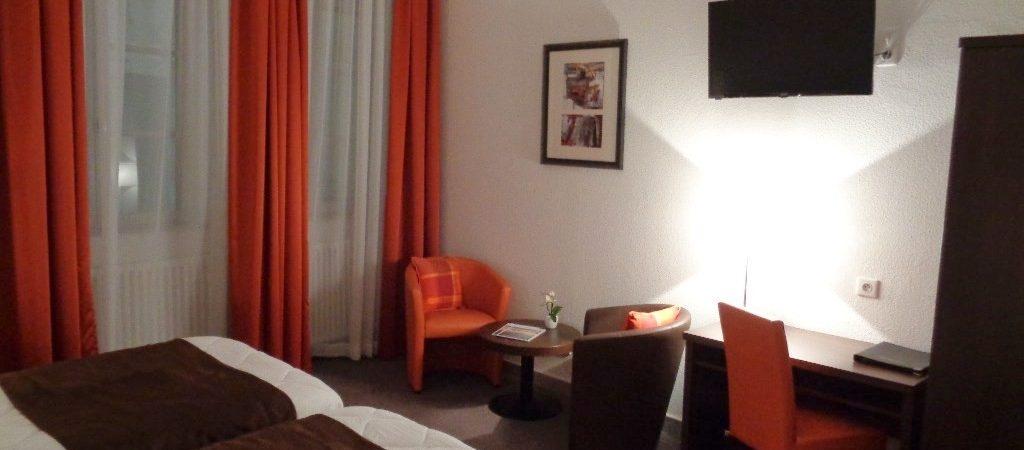 Verdun chambre de l'hôtel de Montaulbain