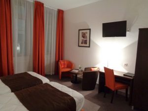 Verdun hotel de montaulbain chambre 2 personnes