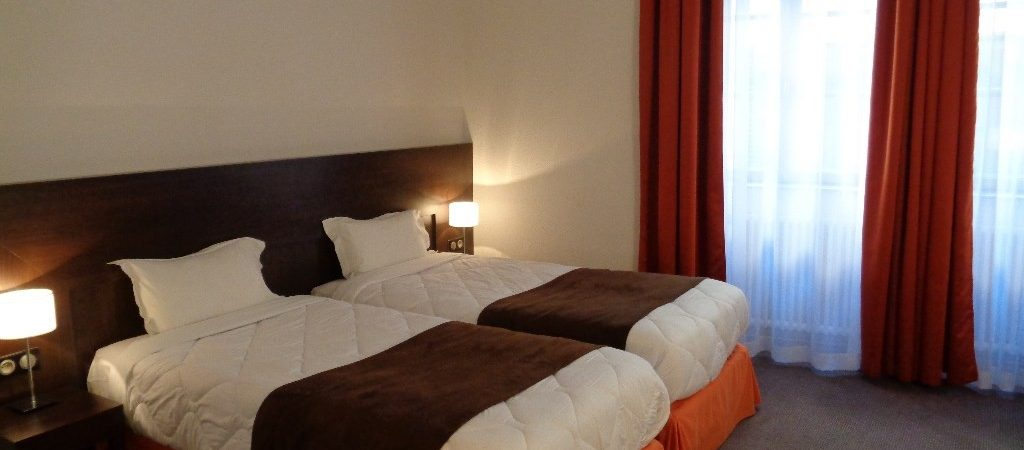 verdun nuit d'hotel au Montaulbain