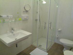Verdun hotel de Montaulbain chambre twin