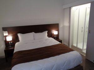 Chambre N°16 de l hotel de Montaulbain