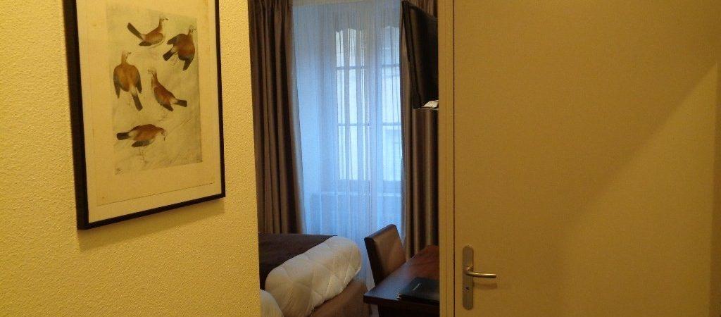 Chambre 17 hotel de Montaulbain Verdun Meuse