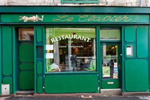 restaurant le clapier à Verdun