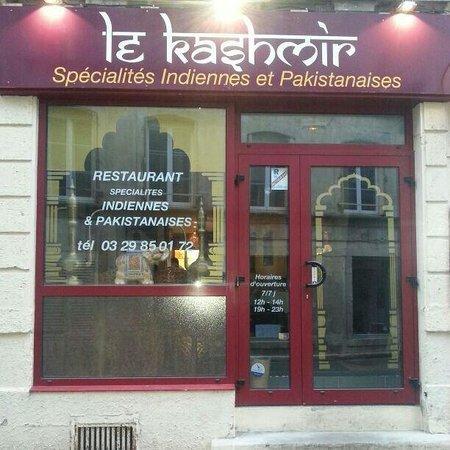 Restaurants pr s de l 39 h tel le montaulbain de verdun - La cuisine pakistanaise ...