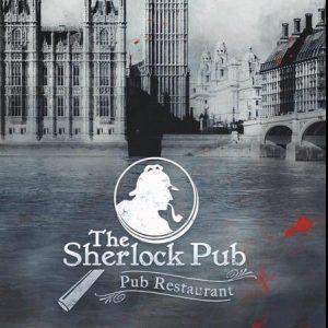 restaurant verdun the sherlock pub