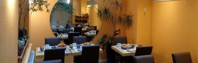 Petit déjeuner hotel de montaulbain verdun